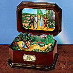 Follow The Yellow Brick Road Music Box