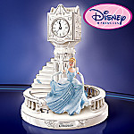 Disney Princess Clock: Cinderella Dreams Come True Musical Clock