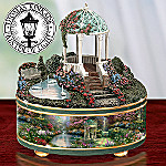 Thomas Kinkade Pools Of Serenity Music Box