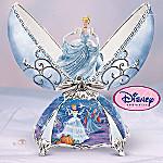Elegant Cinderella Musical Egg