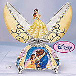 Disney Beauty And The Beast Collectible Music Box