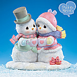 Precious Moments Snowbody Warms My Heart Like You Figurine