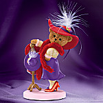 Girls Just Love To Have Fun Teddy Bear Figurine