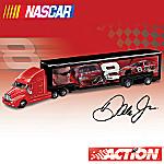 1:64 Dale Earnhardt, Jr. Motorsport Editions(TM) Diecast Hauler