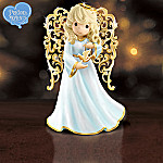 Precious Moments Angel Of Peace Figurine