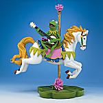 Kermit(TM)'s Keen Carousel Figurine