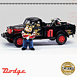 1:25 Bad To The Bone Dodge Diecast Power Wagon
