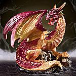 Fate's Revenge Dragon Figurine