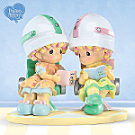 Precious Moments I've Been Drying To Talk To You Figurine