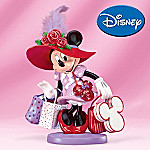 Minnie Mouse Shopping With Hattitude Figurine