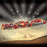 Draco Magnus Collectible Fantasy Dragon Art Wand