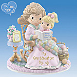 Precious Moments My Granddaughter, My Joy Figurine Gift For Granddaughter