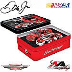 Dale Earnhardt, Jr. 2004 Daytona 500 Win Diecast Replicas Tin Set