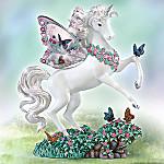 Lena Liu Enchanted Wings Collectible Unicorn Figurine