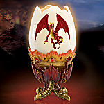 Guardian Of Light Collectible Dragon Candle Holder
