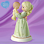 Precious Moments Mother And Child Figurine: Happiness Is Being A Mom
