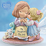 Collectible Precious Moments My Daughter, My Joy Figurine