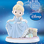 Precious Moments Cinderella A Dream Is A Wish Your Heart Makes Figurine
