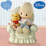 Precious Moments And Winnie The Pooh Everything's Better With A Friend Figurine
