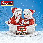 Campbell's Soup Collectible Snowman Figurine: A Blizzard Of Holiday Taste