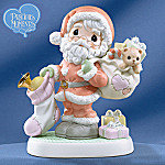 Precious Moments May Your Heart Be Filled With Christmas Joy Figurine