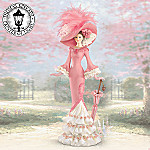 Thomas Kinkade A Vision Of Hope Breast Cancer Charity Figurine