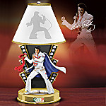 The 30th Anniversary Elvis Commemorative Lamp