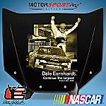 Daytona Win Dale Earnhardt Movie Replica Hood