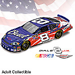 1:24 Dale Earnhardt Jr. 2007 Budweiser/Fourth Of July Chevrolet Monte Carlo Diecast