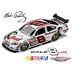 1:24 Dale Earnhardt Jr.Budweiser/Elvis 30th Anniversary Car Of Tomorrow 2007 Chevrolet Diecast