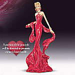 Red Carpet Premiere Women's Heart Health Awareness Figurine