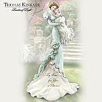 Thomas Kinkade My Love For You Is Eternal Collectible Mother And Child Figurine