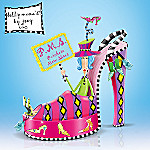 P.M.S. - Purchase More Shoes Collectible Dolly Mama's Figurine
