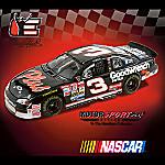 Dale Earnhardt 1998 Daytona 500 Tribute Chevrolet Monte Carlo NASCAR 1:24 Diecast Car