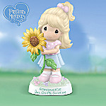 Precious Moments Granddaughter, You Are My Sunshine Figurine