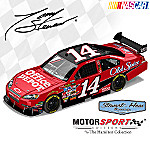 Tony Stewart No. 14 Office Depot Diecast Car