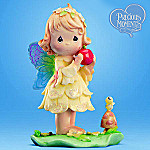 Precious Moments Fairy Of Hope - You Must Bee Fairy Special Figurine