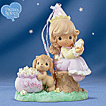 Precious Moments Twinkle Twinkle You're A Star Figurine