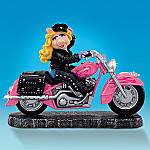 Miss Piggy(TM) Moi Motorcycle Figurine