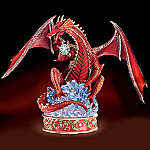 Youngblood Dragon: The Guardian Red Dragon Figurine