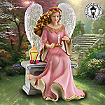 Thomas Kinkade Your Love Shines Upon Me Angel Figurine