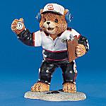 Racin' In Record Time Good 'Ole Bear(TM) Figurine