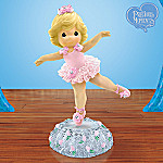 Precious Moments Lord, Keep Me On My Toes Ballerina Figurine