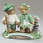 Cherished Teddies May The Road Rise To Meet You Figurine