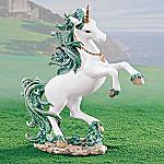 Let Love & Friendship Reign Mystical Unicorn Collectible Figurine