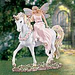 Messenger Of Love Unicorn Figurine