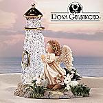 Light Of Hope Angel Figurine