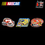 Dale Earnhardt Great Victories Collector Pin Set One