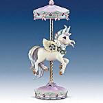 Rainbow Dreams Honesty Unicorn Figurine