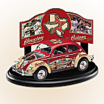 Houston Astros Major League Baseball VW Beetle Diecast Car